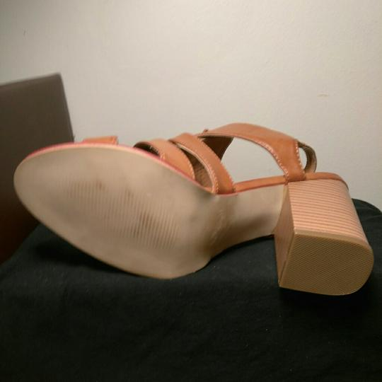 Maurices Caramel Brown Wedges Image 5