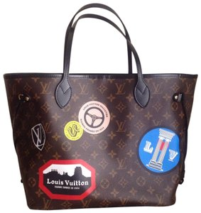 Louis Vuitton Tote in limited edition