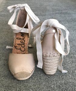 1e3fba80ceb Sam Edelman Summer Sand Patsy Espadrille Wedges Size US 8 Regular (M, B)  61% off retail
