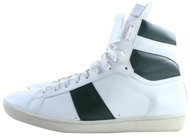 Item - White Men's 46.5 X Green Wolly Wolly 29mr0515 Eu Sneakers Size US 13 Regular (M, B)