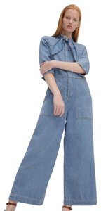 3d66a6ab9ab9 Blue Anthropologie Rompers   Jumpsuits - Up to 70% off a Tradesy