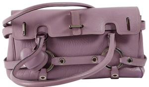 Luella Large Satchel in Lilac