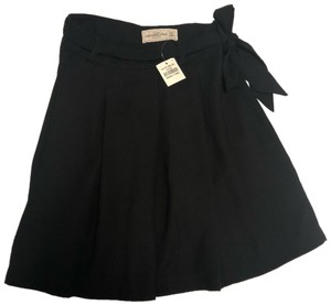 Abercrombie & Fitch Mini Skirt black