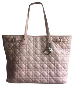 Dior Tote in light pink