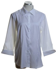 Kirkland's Button Down Shirt white