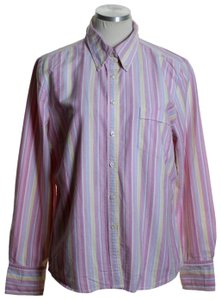 3c655da4 Pink Tommy Hilfiger Button-Downs - Up to 70% off a Tradesy