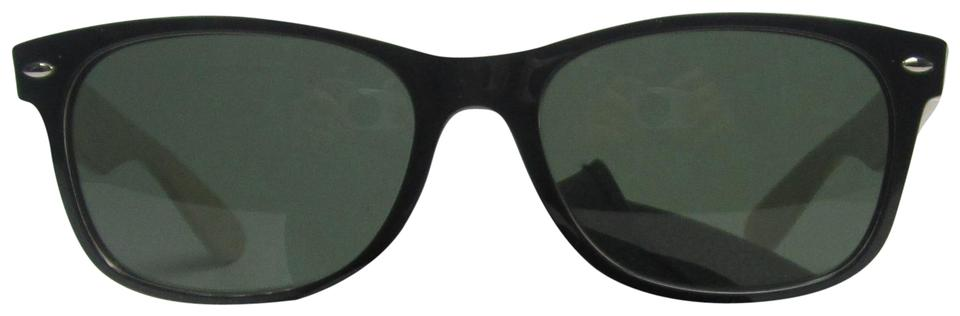 49f2ce51a3 Ray-Ban Made in Italy! RayBan New Wayfarer RB2132 875 Unisex Sunglasses STA406  ...