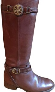 Tory Burch Brown/Tan Boots