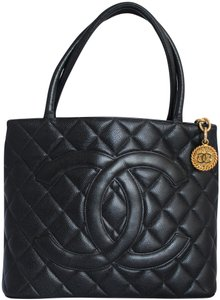 Chanel Backpack Double Flap Hermes Celine Louis Vuitton Tote in Black
