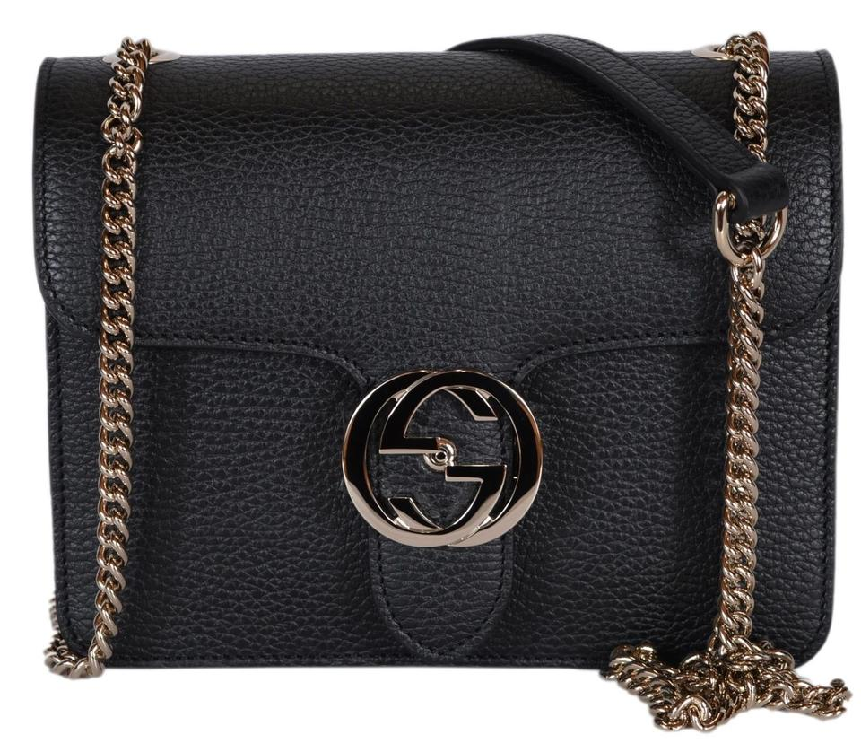 Gucci Purse Handbag Chain Cross Body Bag