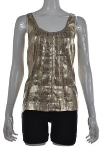 Tory Burch Top Gold
