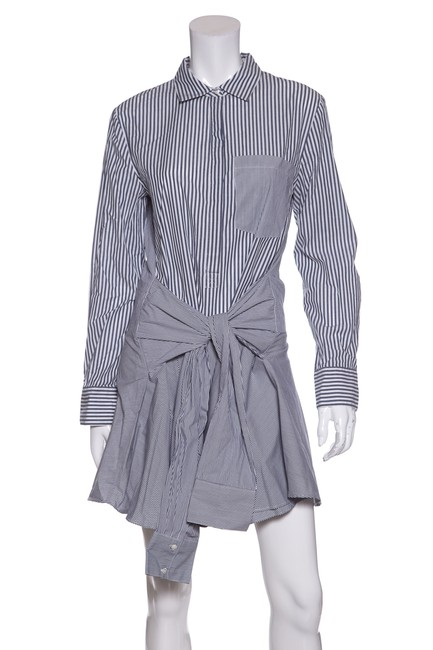 Preload https://img-static.tradesy.com/item/23373888/10-crosby-derek-lam-grey-striped-cotton-short-casual-dress-size-8-m-0-0-650-650.jpg