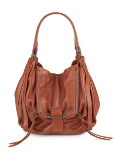 Kooba Leather Roo Pouch Eclectic Hobo Bag