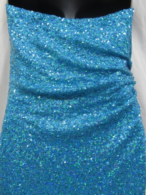 Josh and Jazz Prom Pageant Homecoming Dress Image 4
