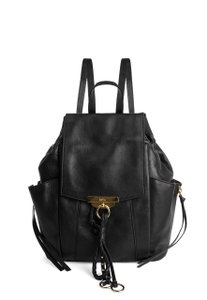 Kooba Leather Festival Gold Hardware Eclectic Backpack