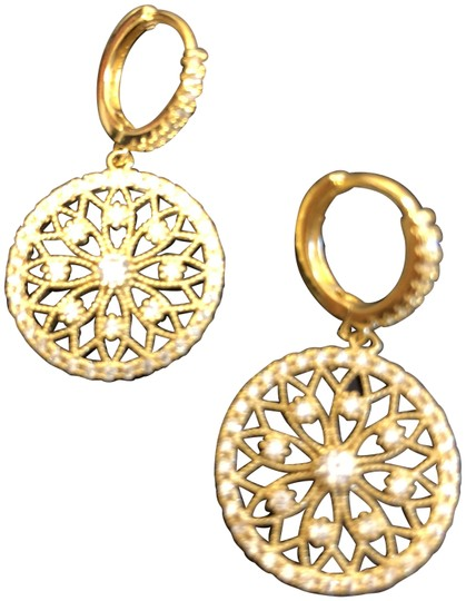 Preload https://img-static.tradesy.com/item/23374347/gold-plated-filigree-drop-earrings-0-1-540-540.jpg