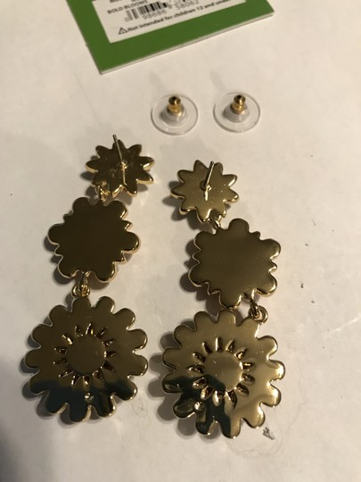 Kate Spade bold blooms multi color Earrings, New Image 3