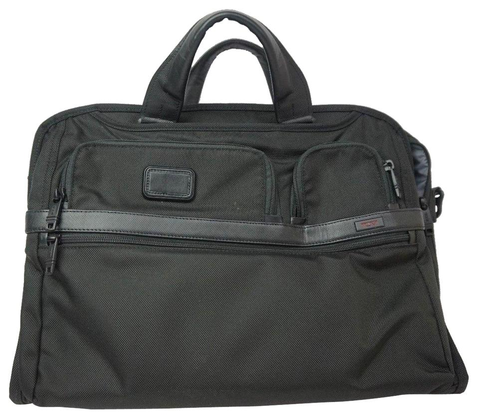 Tumi Alpha 2 Travel   Business Large Screen Laptop Briefcase 26 ... ad165c154bfb9