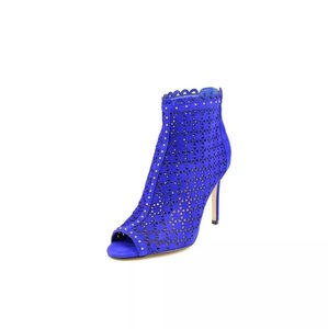 Marc Fisher Blue Boots