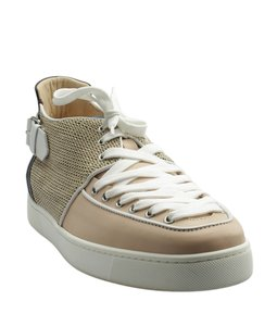 Christian Louboutin Sneakers Leather Pink Formal