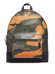 Coach West Patches Backpack