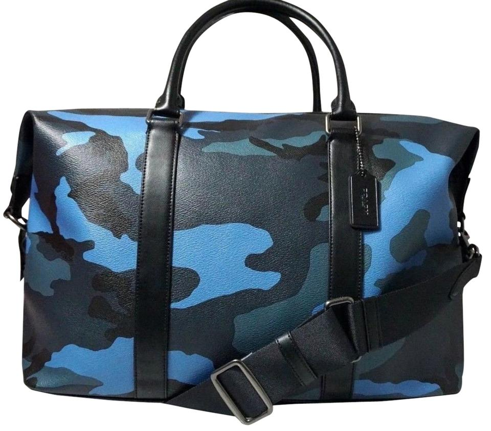 bcbf918761 aliexpress coach mens voyager camo blue dusk multi duffle bag f29049  luxyvip 3c043 44ad8  france coach camo dusk blue travel bag 8bf55 43765