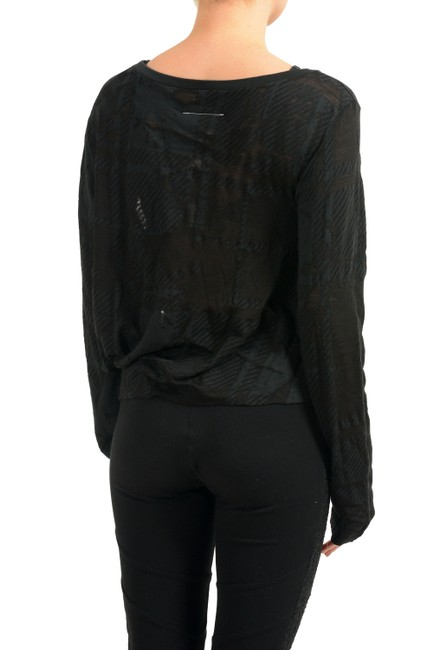 MM6 Maison Martin Margiela Top Black Image 1
