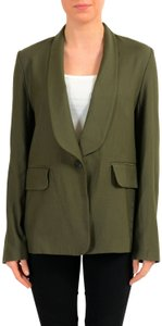 MM6 Maison Martin Margiela Green Blazer
