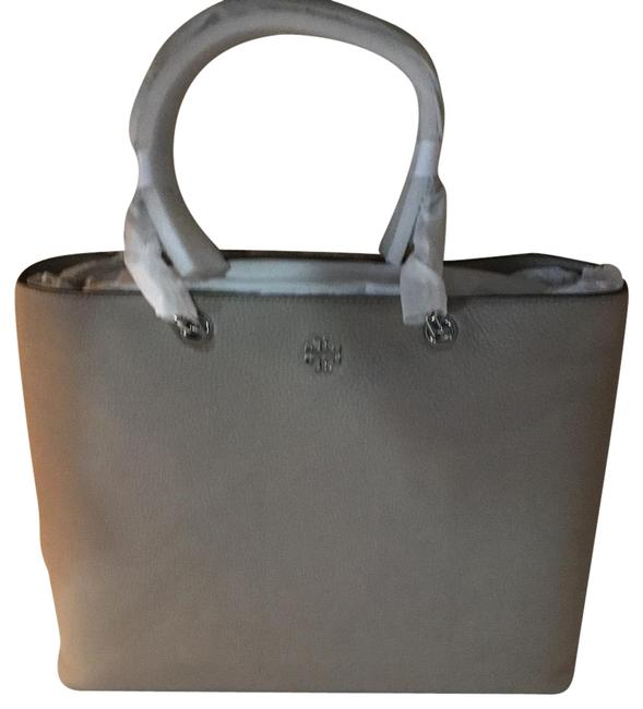 Item - Frida French Gray Leather Tote