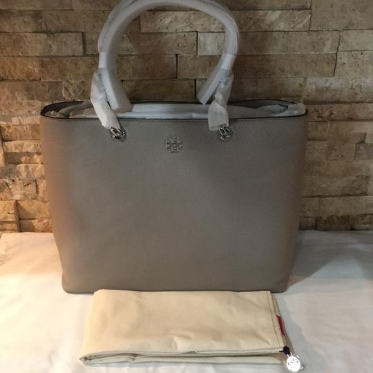 Tory Burch Tote in French Gray Image 1