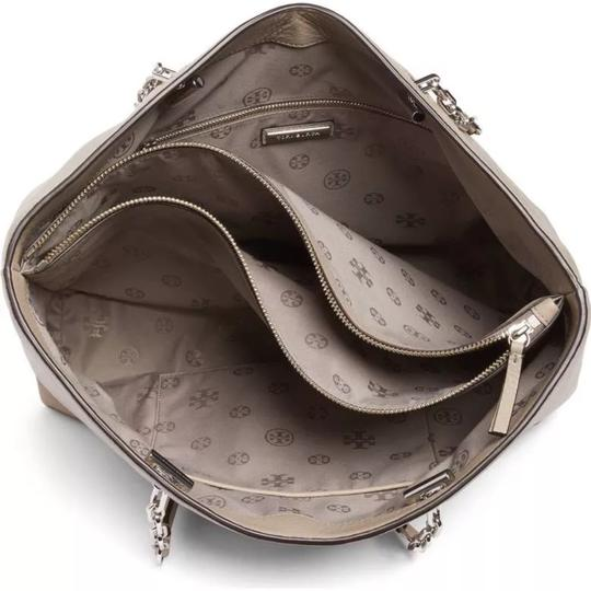 Tory Burch Tote in French Gray Image 8