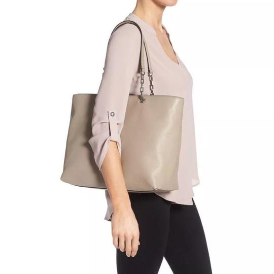 Tory Burch Tote in French Gray Image 9