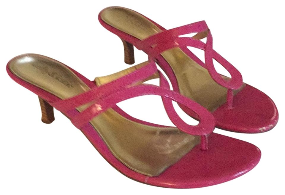 Kelly & Mules/Slides Katie Hot Pink .. Mules/Slides & a71aec