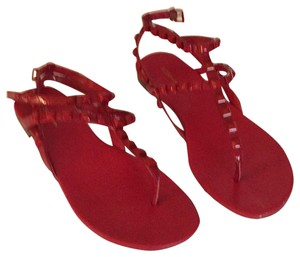 BCBGeneration red Sandals