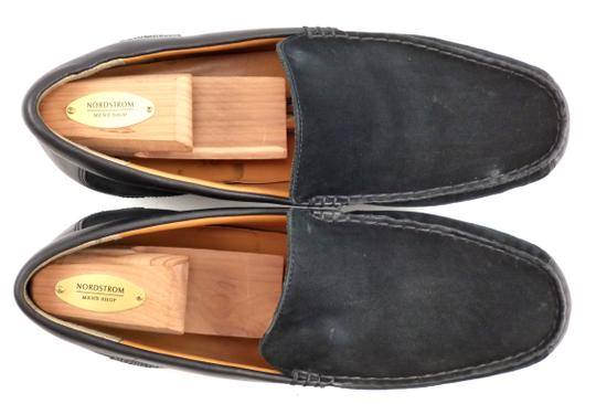 75380b9767 Mephisto Black Baduard Suede Leather Slip On Loafers Shoes - Tradesy