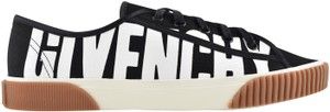 Givenchy Urban Trainer Sneaker Logo Boxing black Athletic