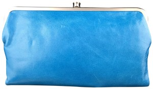 Hobo International Lauren Lauren Wallet Lauren Lauren Wallet Lauren Capri Blue Turquoise Clutch