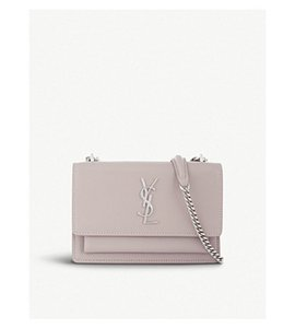 Saint Laurent Mini Sunset Wallet Mini Sunset Monogram Sunset Sunset Chain Wallet Cross Body Bag