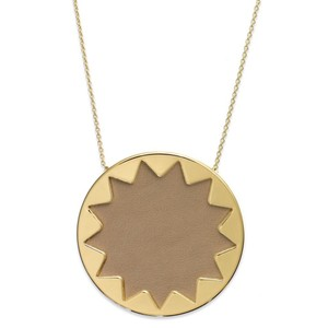 House of Harlow 1960 sunburst necklace