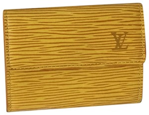 Louis vuitton business card holders up to 70 off at tradesy louis vuitton louis vuitton coin business card holder wallet eith box colourmoves Images