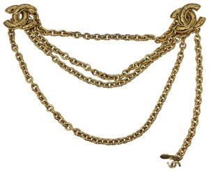 Chanel Chanel Vintage Chain Belt/Necklace