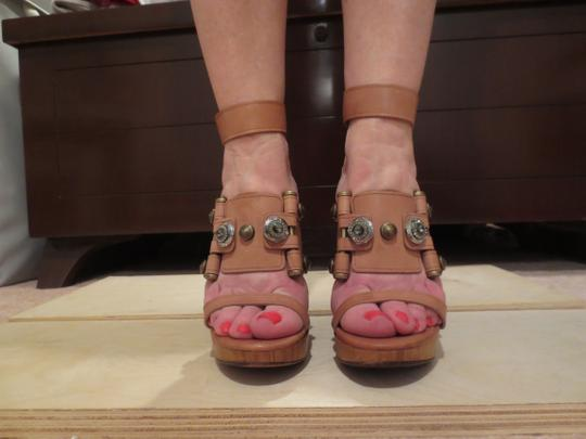 Lanvin Natural Sandals Image 1