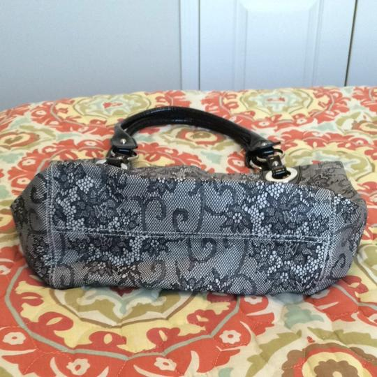 Nine West Tote in Black Lace Image 4