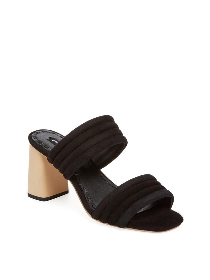 f95be9c2e Alice + Olivia Black  new  Colby Sandals Size EU 39 (Approx. US 9 ...