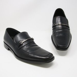 Hugo Boss Black Classic Men's Carl Leather Loafers 8.5 Shoes