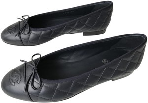 3d748aa0c1c Chanel Ballerina Flats - Up to 70% off at Tradesy