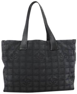 Chanel Shopper Neverfull Quilted Cheapest Tote in Black