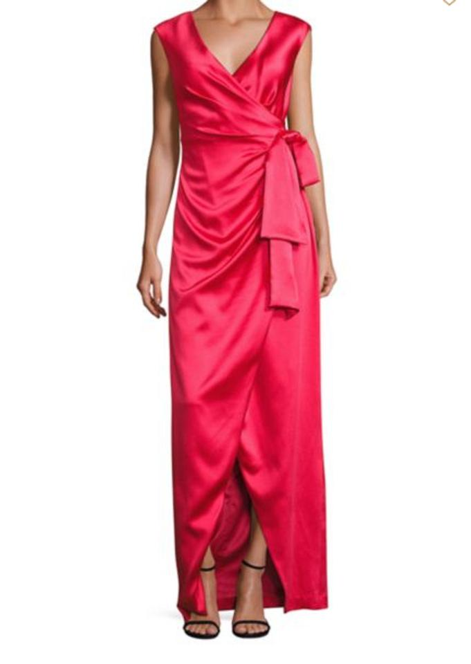 Stretch Satin Long Formal Dresses