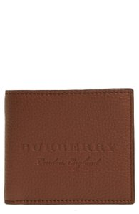 Burberry NEW Burberry Mens Wallet Billfold Chestnut Brown