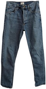 AGOLDE Talula Highrise Relaxed Fit Jeans-Light Wash